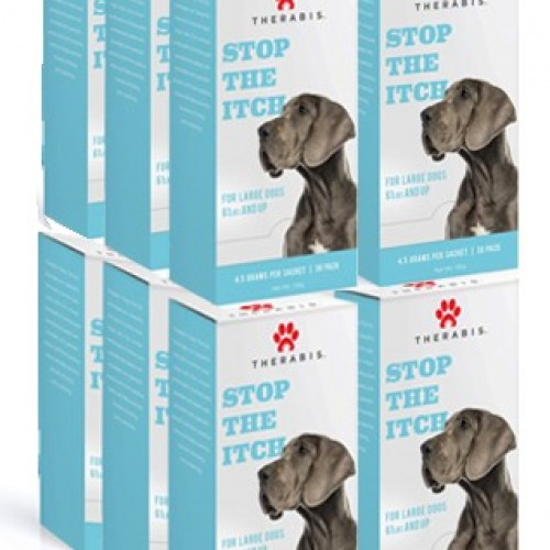 Stop The Itch - Large Dogs (30 Pack) Logo